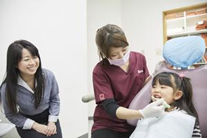 予防歯科の推奨