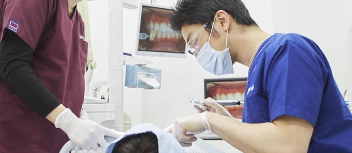 抜かない歯科治療