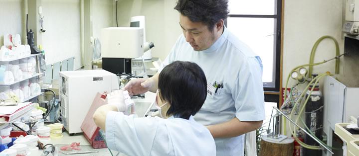 技工士×歯科医師
