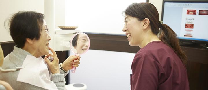 不安な患者様×TC×歯科医師